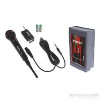 Weisre Wm-306 Kablosuz Mikrofon