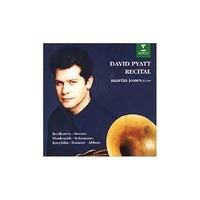 David Pyatt Recital Cd