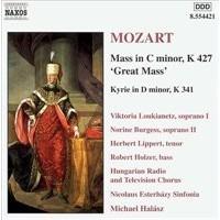 Mozart - Mass İn C Minor, K.427 'Great Mass' Cd