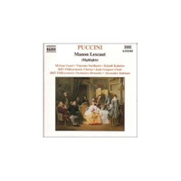 Puccini - Manon Lescaut (Highlights) Cd