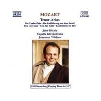 Mozart - Tenor Arias Cd