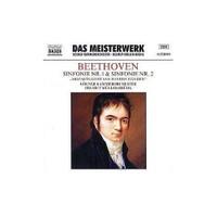 Beethoven - Sinfonie Nr. 1 & Sinfonie Nr. 2 (Cd)
