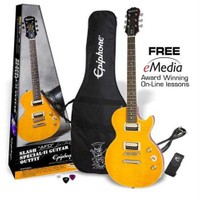 Epiphone Slash AFD Les Paul Special II Appetite Amber