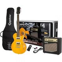 Epiphone Slash AFD Les Paul Elektro Gitar Paketi