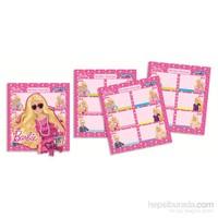 Gıpta 5460 Barbie Ders Programlı Okul Etiketi 3 Yaprak