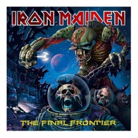 Iron Maiden - The Final Frontier (Mission Edition)