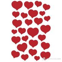 Herma Çocuk Etiketleri Kalp