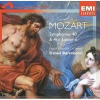Mozart - Symphonies Nos. 40 & 41 Cd