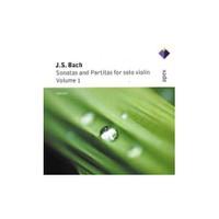 J. S. Bach - Sonatas And Partitas For Solo Violin Vol. 1 (Cd)