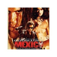 Once Upon A Time İn Mexico - Original Motion Picture Soundtrack Cd