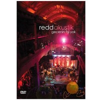 Redd - Akustik / Gecenin Fişi Yok (Dvd)