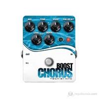 Tech 21 CHR Boost Chorus Gitar Efekt Pedalı