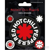 Red Hot Chili Peppers Etiket