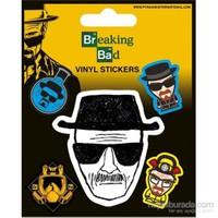 Breaking Bad Heisenberg Etiket