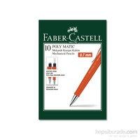 Faber-Castell Metalik Poly Matic 1333 Versatil Turuncu