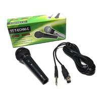 Tt-Technıc Sn-2002 Mikrofon El Tipi Kablolu
