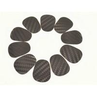 Goa Klarnet Dişlik Karbon (10 Adet) Siyah