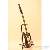 Yissi Elektro Bağlama Saz Elektro Gitar Şeklinde Uzun