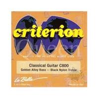 La Bella Criterion C800 Klasik Gitar Takım Teli