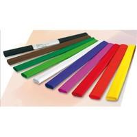 Folia Krapon Kağıdı 10 Rulo, 5cm x 10 m, 10 Renk