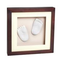 Baby Memory Prints El ve Ayak İzi 3D Çerçeve