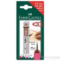 Faber-Castell 120'li Tekli Min 0,5mm - K+M+P+A.M.+B (5500127600)