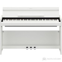 Yamaha Arius Ydp-S52 Mat Beyaz Dijital Piyano