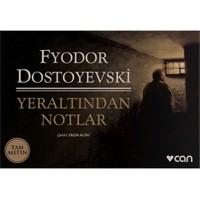 Yeraltından Notlar - Fyodor Mihayloviç Dostoyevski