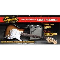 Squier Affinity Series Strat Frontman 10G Amp Sb