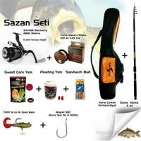 Savage Sazan Seti