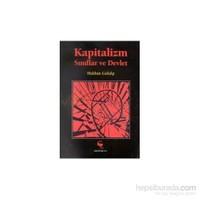 Kapitalizm Sınıflar Ve Devlet-Haldun Gülalp