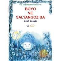 Boyo Ve Salyangoz Ba - Ciltli