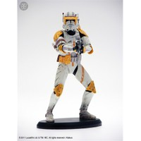 Star Wars: Commander Cody (Firing Like Hell) 1/10 Statue