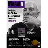Mesele Dergisi Sayı: 10
