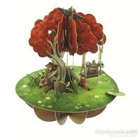 Santoro Gc - Pırouettes - Woodland Tree Santorops001