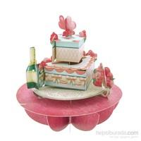 Santoro Gc - Pırouettes - Celebratıon Cake Santorops021