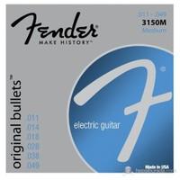 Fender Original Bullets Pure Nickel 3150M 11-49