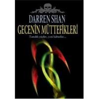 Darren Shan Serisi-8: Gecenin Müttefikleri-Darren Shan