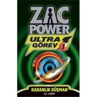 Zac Power Ultra Görev Serisi 1: Karanlık Düşman
