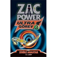 Zac Power Ultra Görev Serisi 3: Sihirli Anahtar
