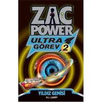 Zac Power Ultra Görev Serisi 2: Yıldız Gemisi