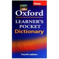 Oxford Learner'S Pocket Dictionary (Fourth Edition)-Kolektif