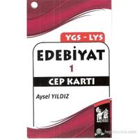 YGS-LYS Edebiyat-1 Cep Kartı