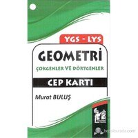 YGS-LYS Geometri Çokgenler ve Dörtgenler Cep Kartı