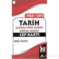 YGS-LYS Tarih Çağdaş Türk ve Dünya Tarihi Cep Kartı