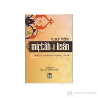 Miftah-ı Lisan (Manzum Fransızca - Türkçe Sözlük)