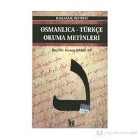 Osmanlıca-Türkçe Okuma Metinleri - Başlangıç Seviyesi-5