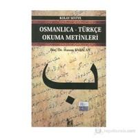 Osmanlıca-Türkçe Okuma Metinleri - Kolay Seviye-2