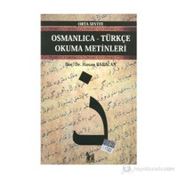 Osmanlıca-Türkçe Okuma Metinleri - Orta Seviye-1