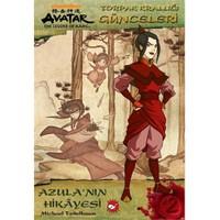 Avatar – Azula'Nın Hikâyesi - Toprak Krallığı Günceleri-Michael Teitelbaum